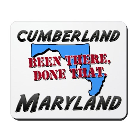 cumberland maryland - been there, done that Mousep