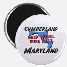 cumberland maryland - been there, done that Magnet