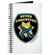 Thin Blue Line NeverForgotten Journal