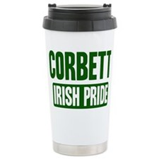 Corbett irish pride Travel Mug