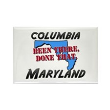 columbia maryland - been there, done that Rectangl