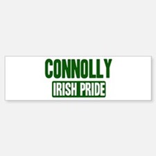 Connolly irish pride Bumper Bumper Bumper Sticker