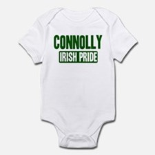 Connolly irish pride Infant Bodysuit