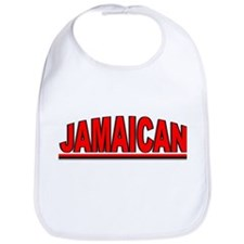 """Jamaican"" Bib"