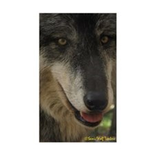 Grey Wolf: Nira Rectangle Decal