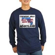 carmody hills maryland - been there, done that Lon