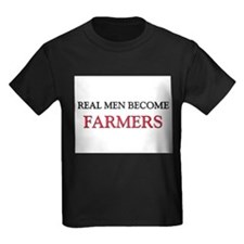 Real Men Become Farmers T
