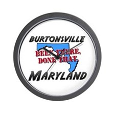 burtonsville maryland - been there, done that Wall