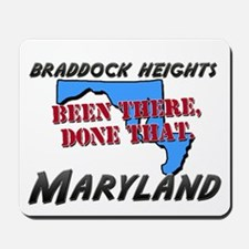 braddock heights maryland - been there, done that