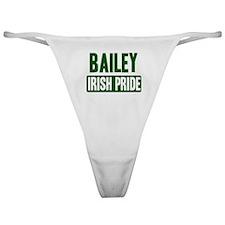 Bailey irish pride Classic Thong
