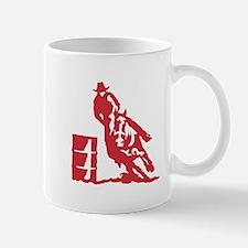 Barrel Racing Mug