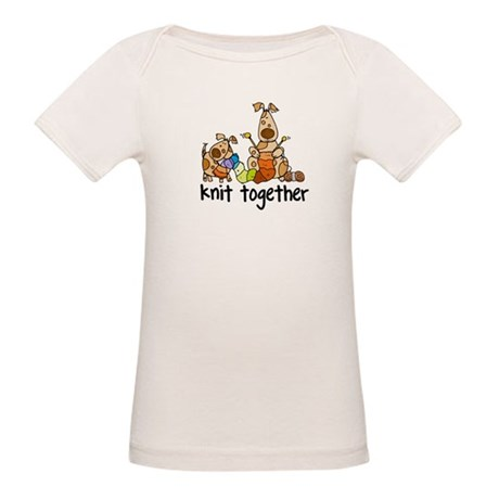 Knit together II Organic Baby T-Shirt