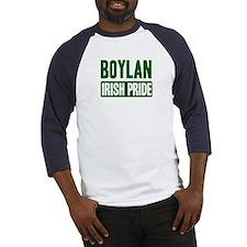 Boylan irish pride Baseball Jersey
