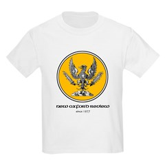 Logo Gold Kids T-Shirt