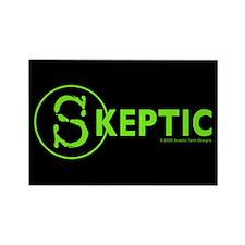 Skeptic Tank Designs Rectangle Magnet