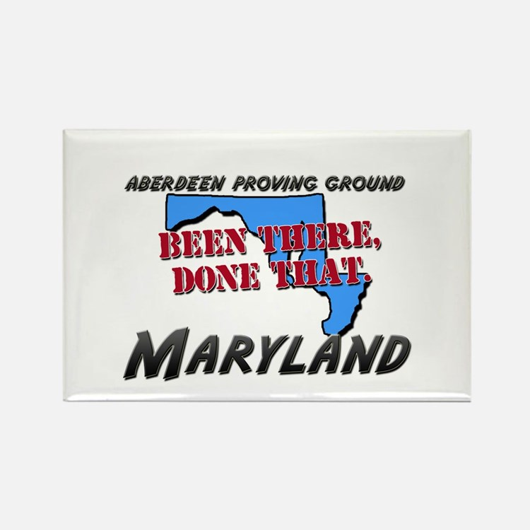 aberdeen proving ground maryland - been there, don