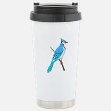 Bluejays Travel Mug