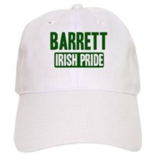 Barrett irish pride Baseball Cap