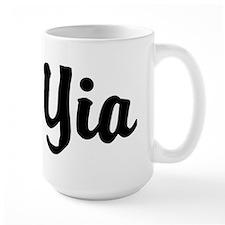 Yia Yia Ceramic Mugs