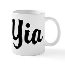 Yia Yia Small Mugs
