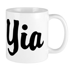 Yia Yia Small Mugs
