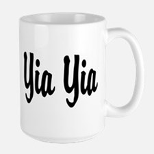 Yia Yia Ceramic Mugs