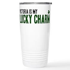 Victoria (lucky charm) Travel Mug