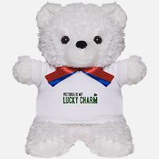 Victoria (lucky charm) Teddy Bear