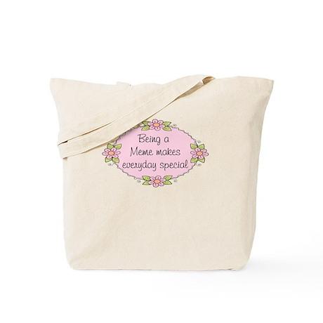 Meme Special Tote Bag