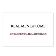 Real Men Become Environmental Health Officers Post