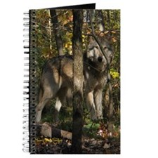 Wolf in Trees Journal