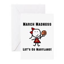 March Madness UMD Greeting Cards (Pk of 10)