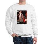 Accolade / Poodle (Silver) Sweatshirt