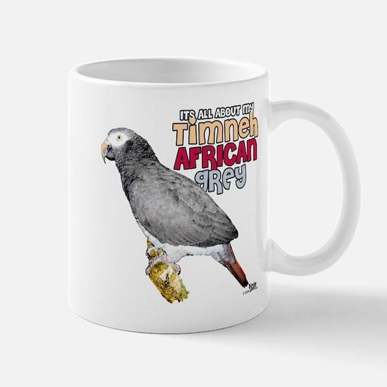Timneh African Gray Mug