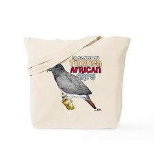 Timneh African Gray Tote Bag