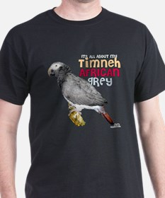Timneh African Gray T-Shirt