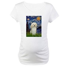 Starry / Poodle (White) Shirt