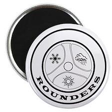 Rounder Magnet