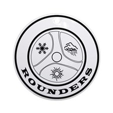 Rounder Ornament (Round)