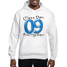 Twilight Class of 2009 Forks High School Hoodie