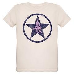 Texas Star Pink Turnaround T-Shirt