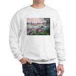 Seine / Poodle (Silver) Sweatshirt