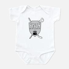 Kings Hockey Infant Bodysuit