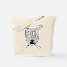 Kings Hockey Tote Bag