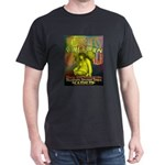 Psychedelic Home Grown Beer Black T-Shirt