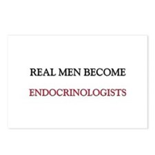 Real Men Become Endocrinologists Postcards (Packag