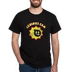 Black Serious Sam T-Shirt