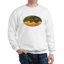 Brook Trout Fly Fishing Sweatshirt