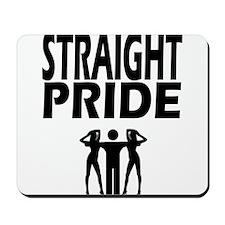 Straight Pride Mousepad