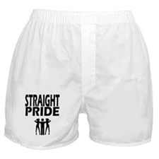 Straight Pride Boxer Shorts